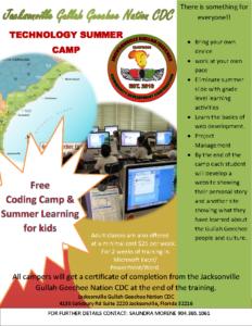 Summer Information Technology Camp