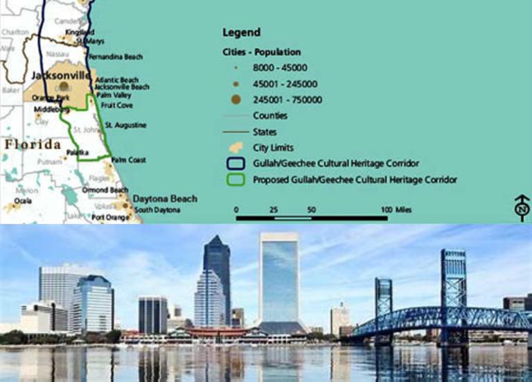 Jacksonville corridor