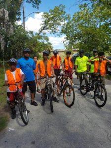 Shriner untouchable cycling club