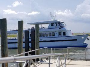 Ferry to Sapelo Island