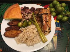 Low country Caribbean cooking